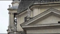 Still shot of Santa Maria in Montesanto