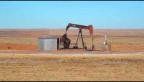 Oil Field in Nebraska.