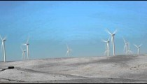 Wind Mills in Wyoming