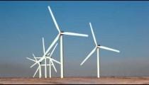 Field and Windmills