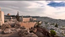 Time-lapse from the BYU Jerusalem center.