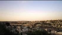 Sunrise time-lapse from the BYU Jerusalem center.