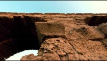 Time-lapse of the Ceasarea aquaduct.