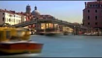 Time-lapse of the Scalzi bridge in Venice.