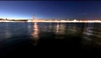 Saint Mark Square time-lapse at night.
