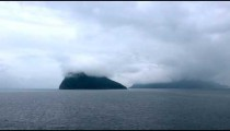 Time-lapse from a cruise ship leaving Seward, Alaska.