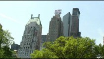 Shot of New York City buildings during the daytime.