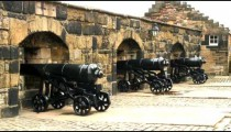Old style cannons
