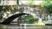 Time-lapse of a canal in Brugge, Belgium.