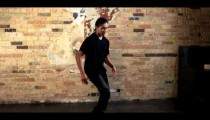 Royalty Free Stock Footage of Boy hip hop dancing filmed in slow motion.