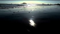 Small ocean waves
