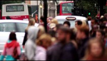 London people and traffic