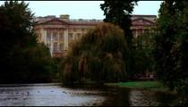 Saint James Park and Buckingham Palace