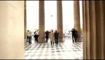 National Gallery pillars