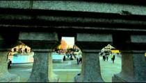 Hiding Trafalgar Square