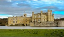 Time-lapse of historical Leeds Castle