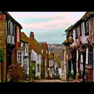 Time-lapse of Mermaid Street in Rye, East Sussex
