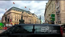 Time-lapse of Piccadilly Circus in London