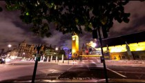 Time-lapse of Westminster and Big Ben in London