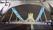 The Tower Bridge time-lapse in London
