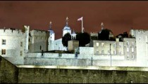 Tower of London time-lapse in London