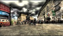 Tone mapped HDR time-lapse of Piccadilly Circus in London.