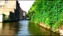 From a canal in Brugge, Belgium.