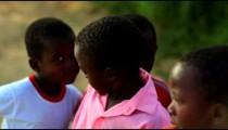 Little Kenyan boys smiling.