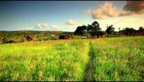 Kenyan village north of Mombassa.