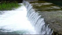 Royalty Free Stock Video Footage of Banias Spring creek shot in Israel at 4k with Red.