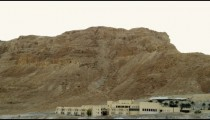Royalty Free Stock Video Footage of the Masada School shot in Israel at 4k with Red.