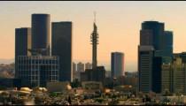 A Tel Aviv cityscape shot in Israel.