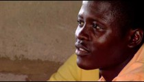Royalty Free Stock Footage of African boy in school.