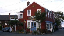 The Pewter Shop in Rockport Massachusetts.