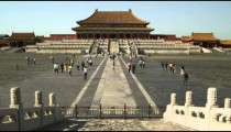 Forbidden City in China.