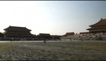 Forbidden City complex in China.