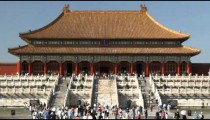 Forbidden City palace in China.
