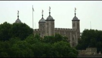 Tower of London in England.