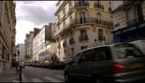 Paris France apartment complexes.