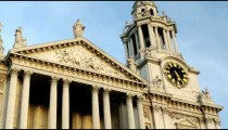 Time-lapse of London's St. Paul's Cathedral.