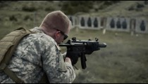 Target practice with an MP5