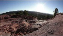 Breathtaking Red Rock View in Moab