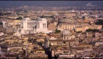 Buildings around the Altare della Patria