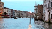 Floating on Venice Canal