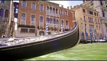Gondola on the Grand Canal
