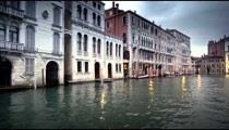 Quiet day on the Grand Canal.