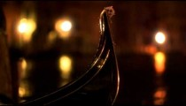 Bow of gondola