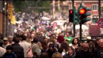 Slow Pedestrians