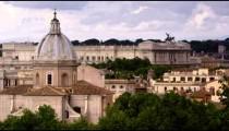 Panning the roman skyline