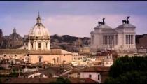 Roman skyline festering St. Peters basilica